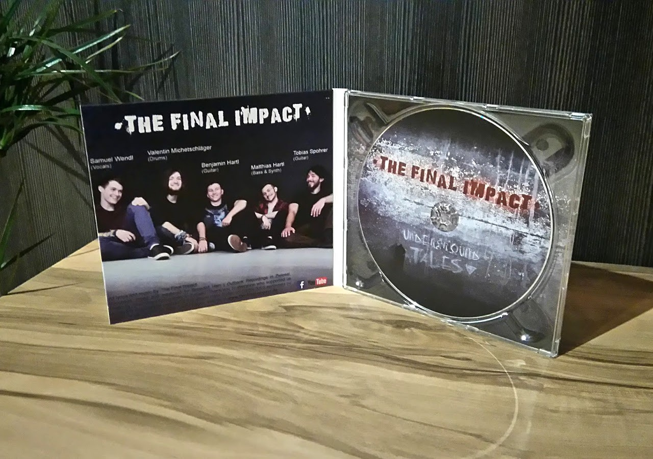 The Final Impact - Underground Tales